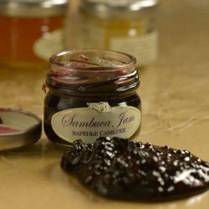 Sambuca Jam (Sweet Caviar)