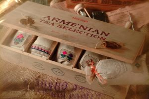 Armeniac Teas in UK by NAZANI