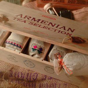 Armeniac Teas in UK by NAZANI