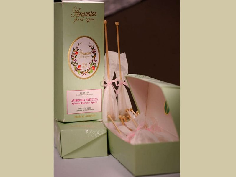 Ambrosia Princess (Queen Flower Spice)